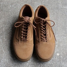 VANS - SUEDE BUCK OLD SKOOL (Tobacco Brown