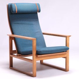 borge mogensen - hight back easy chair