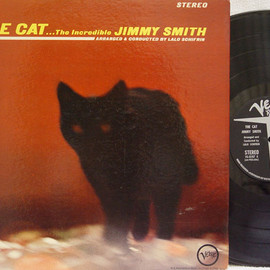 Jimmy Smith - The Cat (Record: Verve V6-8587 U.S.early press)