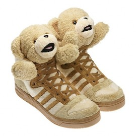 adidas originals - Jeremy Scott Bear Shoes