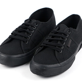 SUPERGA - 2750 TOTAL BLACK