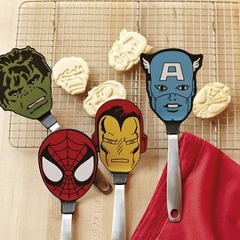 Marvel - Flexible Spatulas
