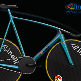 Cinelli - 2013 Cinelli Laser Pursuit Concept