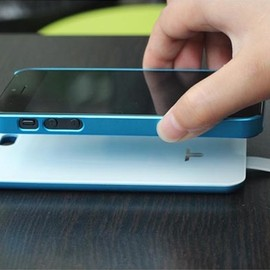 Magnetic Battery Back Cover