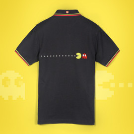 Fred Perry - Pac-man eats Fred Perry Shirt