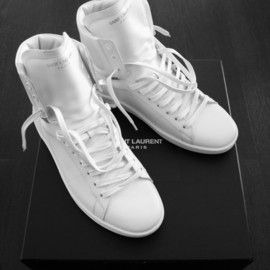 Saint Laurent - Minimal + Chic/sneakers