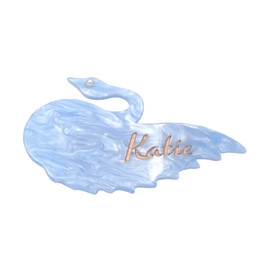 Katie - SWAN hair pin
