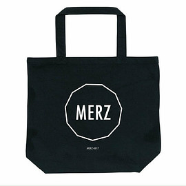THE NOVEMBERS - MERZ Logo Bag (Black) (MERZ-0017)