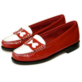 Bass×Rachel Antonoff - Wendybird (red/white)