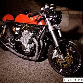 DOGMA Motorcycles, HONDA - CB 750 Cafe Fifty