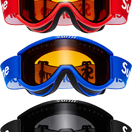 Supreme, Smith - Cariboo OTG Ski Goggle