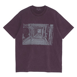 Cav Empt - OVERDYE PASSAGE T #PURPLE