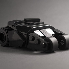LEGO - Batman mini Tumbler by Tiler