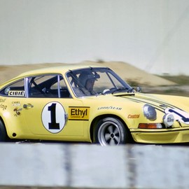 Porsche - 911 Carrera RSR Toad Hall Motor Racing
