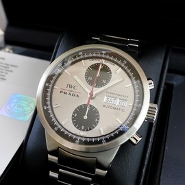 IWC for PRADA - GST CHRONO Limited Edition