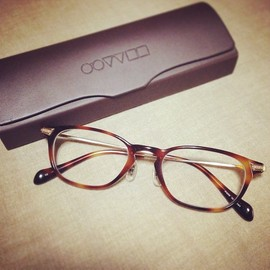 OLIVER PEOPLES - HADLEY DM