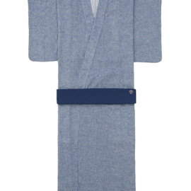 和ROBE, TROVE - 和ROBE / CHAMBRAY YUKATA / NAVY