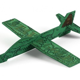 Bigfoot, Benny Gold - BIGFOOT Glider Plane