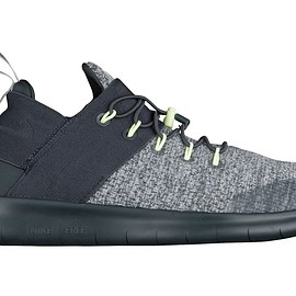 NIKE - Free RN Commuter 2017 - Anthracite/Barely Volt/Wolf Grey