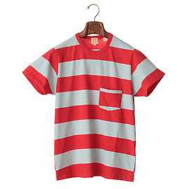 LEVI'S VINTAGE CLOTHING - 1960's Striped Tee