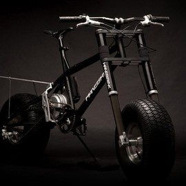 The Hanebrink - All-Terrain Electric Bike