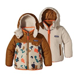 Patagonia - Kids Reversible Tribbles Hoody 2015