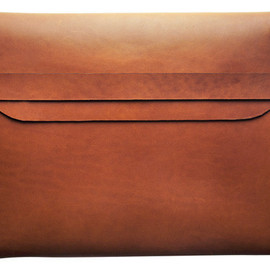 Horween Leather MacBook Air Sleeve