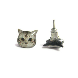 fazjewelry - cat earings