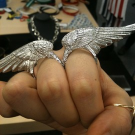 PHENOMENON, YOSHiKO CREATiON PARiS  - FLY RING