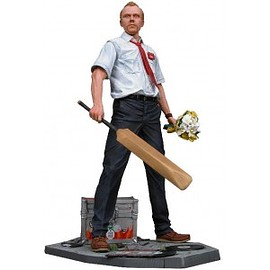NECA - Shaun of the Dead figurine sonore 12""