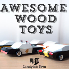 MO-TO - Modern Vintage Toy Cars