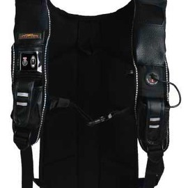Creanovative Inc. - Sonicwalk - Black Hawk II Speaker Backpack