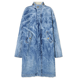 FEAR OF GOD - Denim Holy Water Alpaca Deckcoat-0