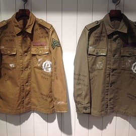 Johnbull - Military Shirt