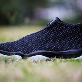 Nike - Jordan Future Black/White