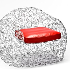 Chrysalis Chair Design by Timothy Luscher