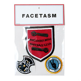 FACETASM - NOUTHERN SOUL BADGE