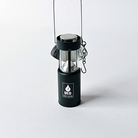 UCO - CANDLE LANTERN BLACK