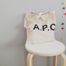 APC T-shirt M/M Another Pure Cheeseburger