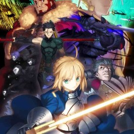 あおきえい - 『Fate/Zero』 Blu-ray Disc Box I