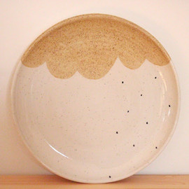 Dawn Vachon - Spotted plate