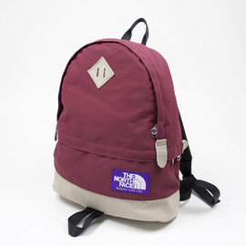 THE NORTH FACE PURPLE LABEL - Medium Day Pack Burgundy