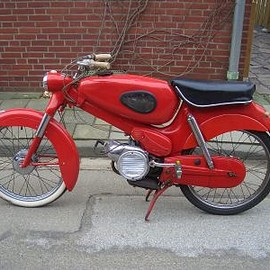 Puch - VS50