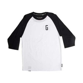DGK - G 3/4 SLEEVE (Black)