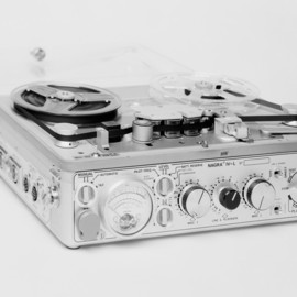 SNN Minature Audio Tape Recorder