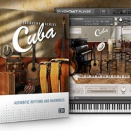 Native Instruments - Native Instruments 拡張音源「DISCOVERY SERIES: CUBA」発売!