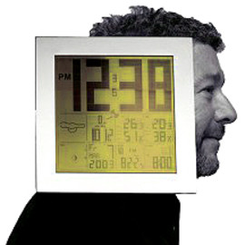 Philippe Starck - Visual Clock