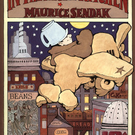 MAURICE SENDAK - IN THE NIGHT KITCHEN