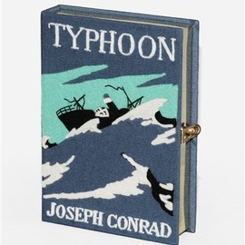 Olympia Le-Tan - TYPHOON Book Clutch