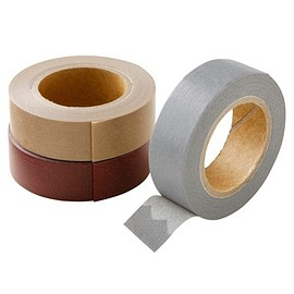 MUJI - Masking tape - 3 colors